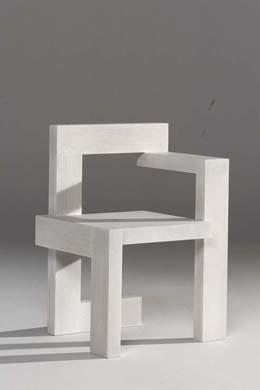 Stuhl Steltman - Stuhl von Rietveld im Designlager Dülmen