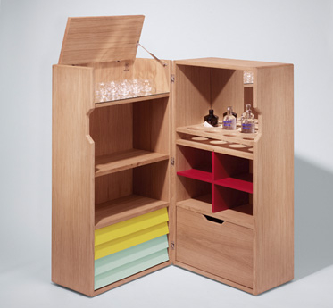 Bar-Schrankkoffer Drunk