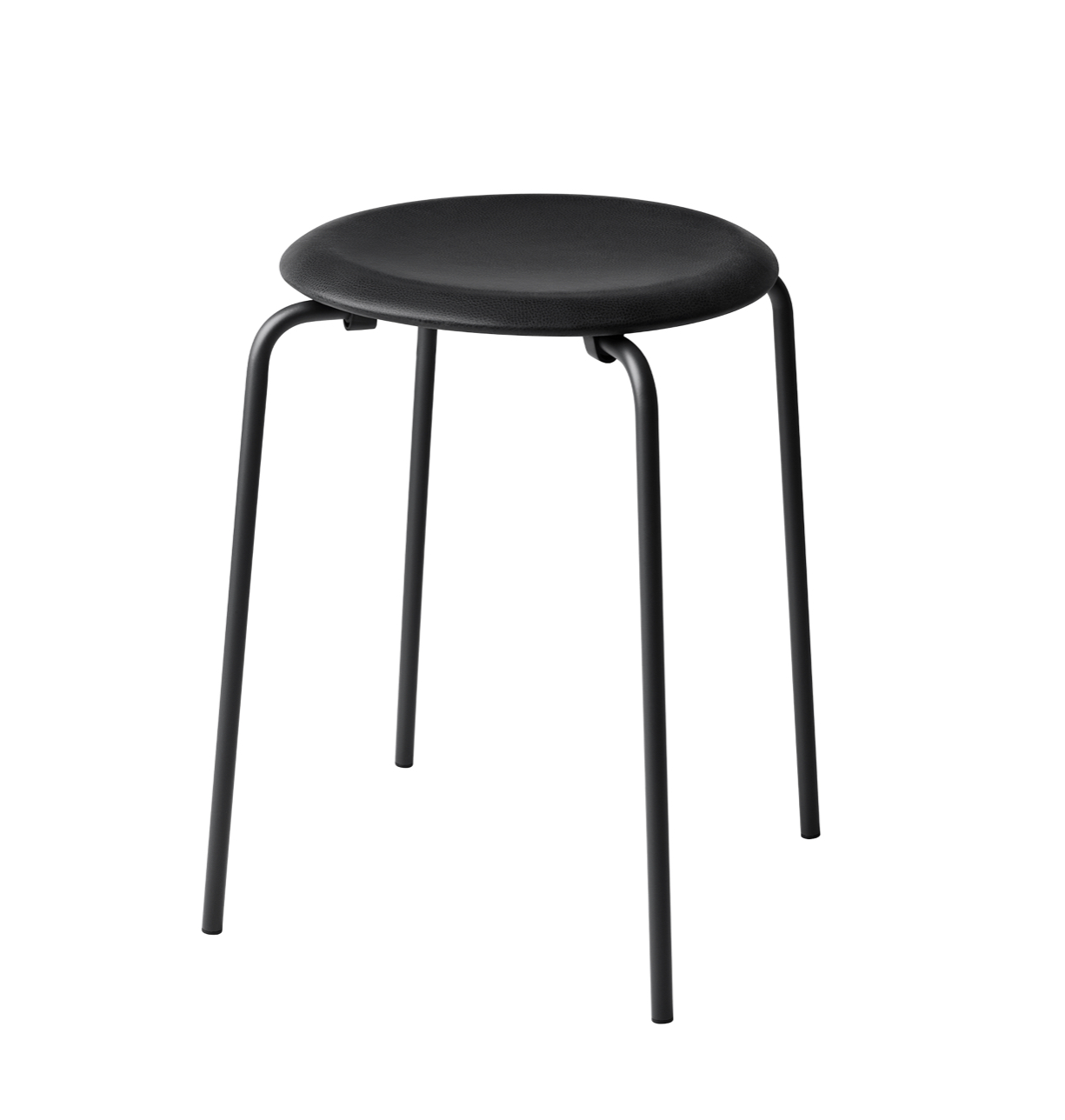 Arne Jacobsen Stool DOT by Fritz Hansen