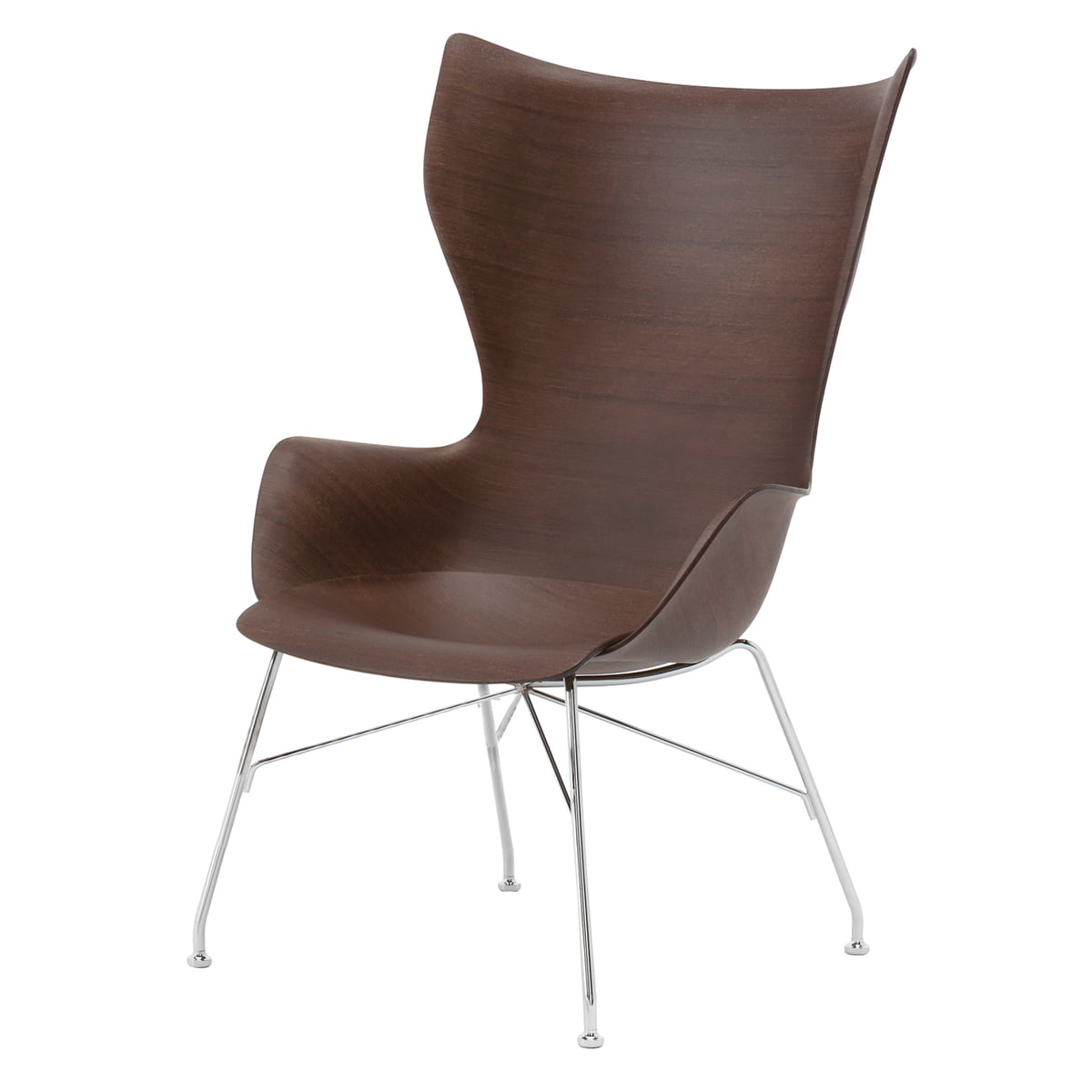 Kartell Chair K / WOOD