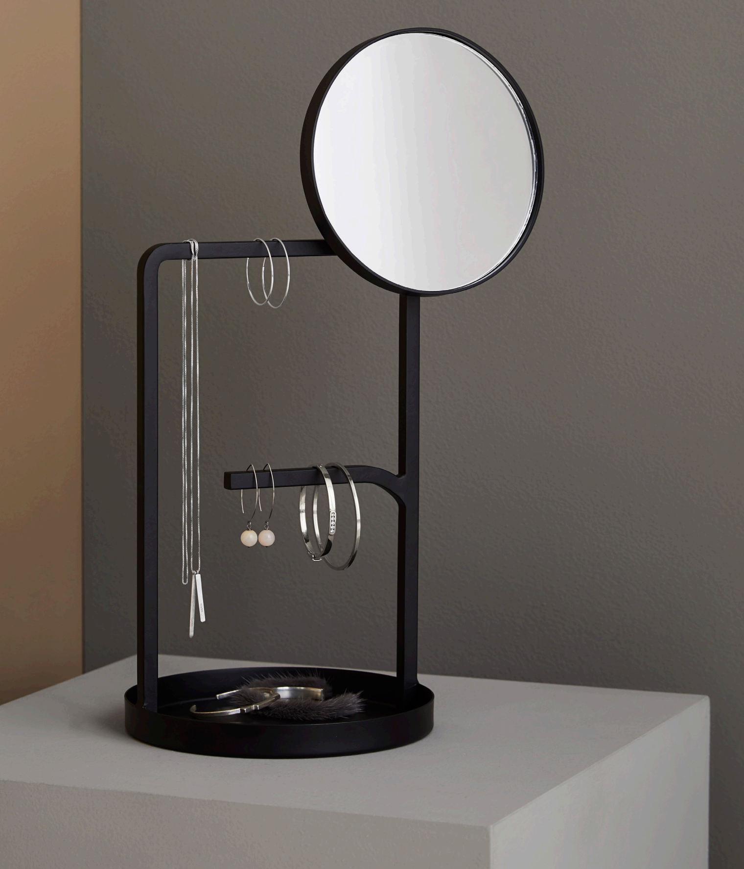 Woud Spiegel TABLE MIRROR