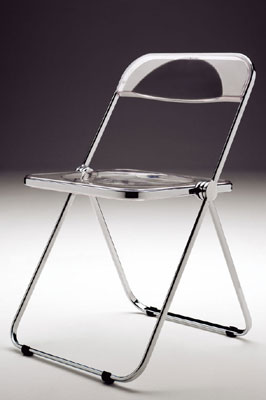 Folding chair PLIA Castelli