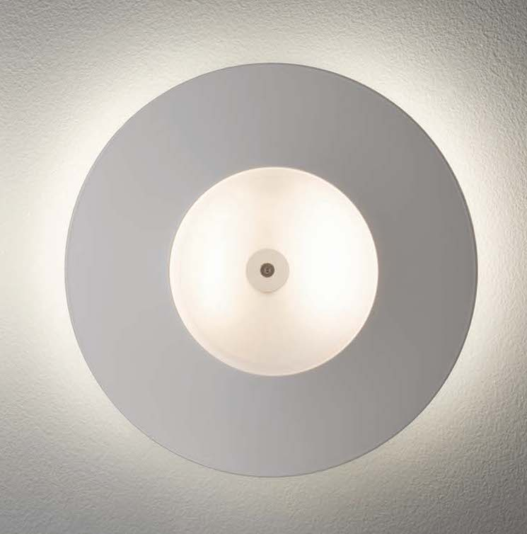 Pandul wall and ceiling lamp RING 28 OUTDOOR