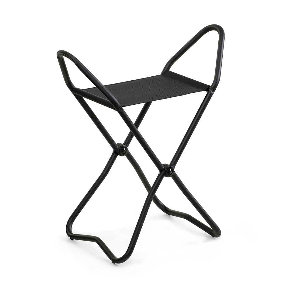 Folding stool STOCKHOLM II by Lectus